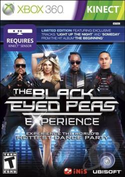 Black Eyed Peas Experience XB360 Cover Art
