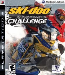 Ski-Doo: Snowmobile Challenge PS3 Cover Art