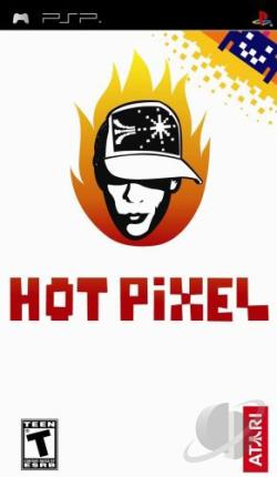 Hot Pixel PSP Cover Art