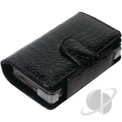 Leather Cradle Case/Cartridge Holder 3DS 3DS Cover Art