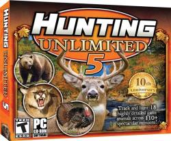Hunting Unlimited 5 PCG Cover Art