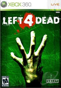 Left 4 Dead: Game of the Year Edition XB360 Cover Art