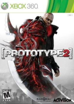 Prototype 2: Radnet Edition XB360 Cover Art