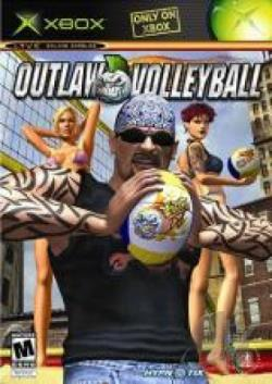 Outlaw Volleyball XB Cover Art