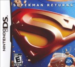 Superman Returns NDS Cover Art