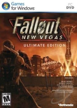 Fallout: New Vegas PCG Cover Art