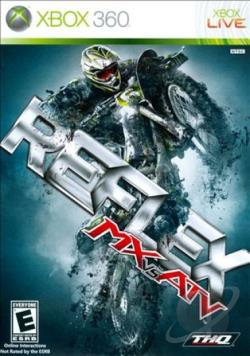MX vs. ATV Reflex XB360 Cover Art