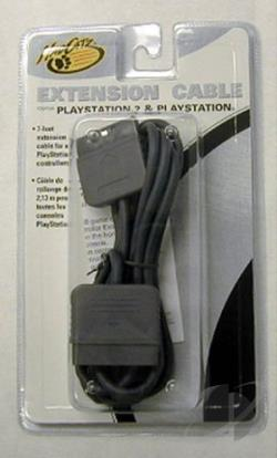PS2/PSX Extension Cable[Mad Catz] PS Cover Art
