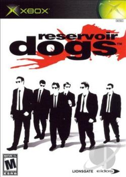 Reservoir Dogs XB Cover Art