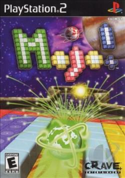 Mojo! PS2 Cover Art