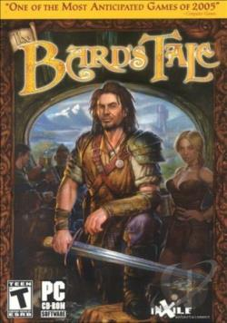 Bard's Tale PCG Cover Art