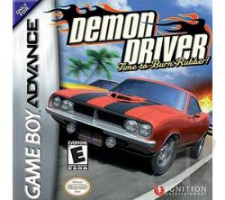 Demon Driver NDS Cover Art