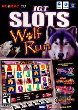 IGT Slots: Wolf Run PCG Cover Art