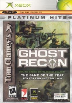 Tom Clancy's Ghost Recon XB Cover Art