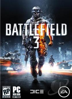 Battlefield 3: Limited Edition PCG Cover Art