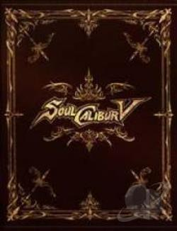 Soul Calibur V: Collector's Edition PS3 Cover Art