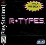 R-Types PS Cover Art