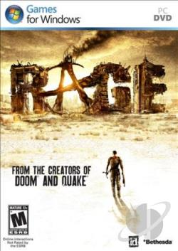 Rage PCG Cover Art