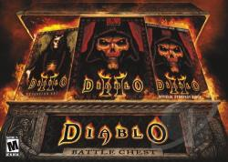 Diablo Battle Chest PCG Cover Art