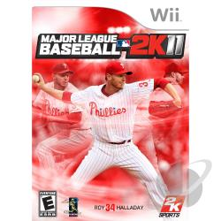 Major League Baseball 2K12 WII Cover Art