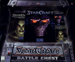 StarCraft: Battle Chest PCG Cover Art