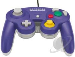 GC Controller - Clear/Indigo GQ Cover Art