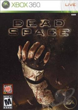 Dead Space XB360 Cover Art