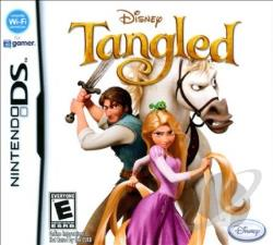 Tangled NDS Cover Art