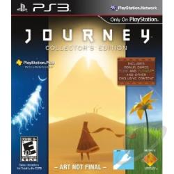 Journey: Collector's Edition PS3 Cover Art
