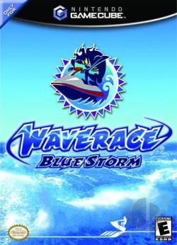 Wave Race: Blue Storm GQ Cover Art