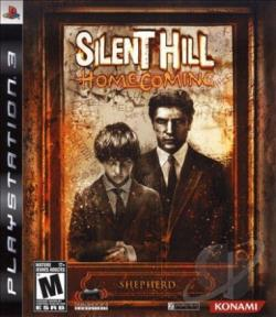 Silent Hill: Homecoming PS3 Cover Art