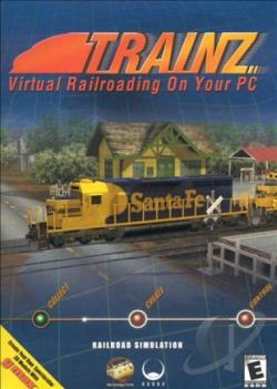 Trainz: Ultimate Collection W95 Cover Art