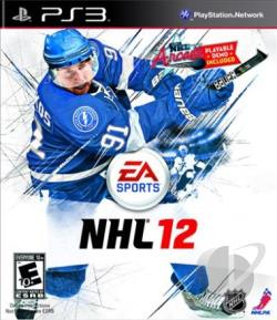 NHL 12 PS3 Cover Art
