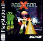 Robotron X PS Cover Art