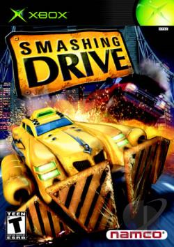 Smashing Drive XB Cover Art