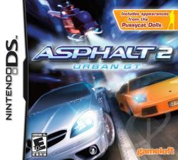 Asphalt: Urban GT 2 NDS Cover Art