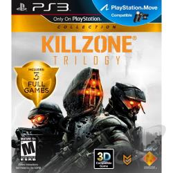 Killzone Trilogy PS3 Cover Art