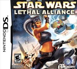 Star Wars: Lethal Alliance NDS Cover Art