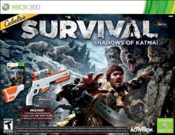 Cabela's Survival: Shadows of Katmai XB360 Cover Art