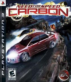 Need for Speed: Carbon PS3 Cover Art