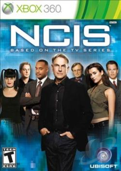 Ncis XB360 Cover Art