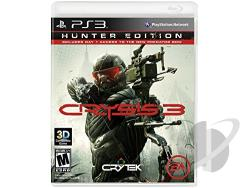 Crysis 3 PS3 Cover Art