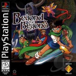 Beyond the Beyond PS Cover Art