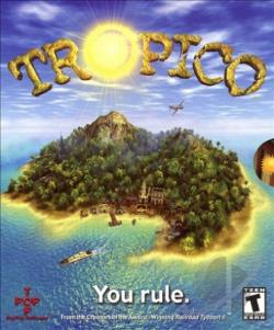 Tropico PCG Cover Art