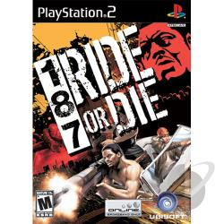 187: Ride or Die PS2 Cover Art