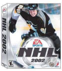 NHL 2002 PCG Cover Art
