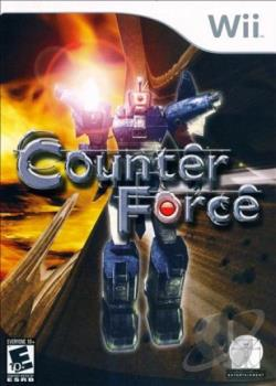 CounterForce WII Cover Art