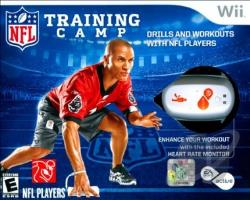 EA Sports Active: NFL Training Camp WII Cover Art