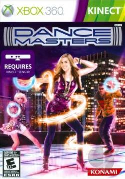 DanceMasters XB360 Cover Art