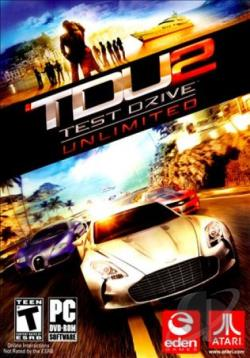 Test Drive Unlimited 2 PCG Cover Art